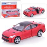 Масштабные модели Модель Автомобиля Kia Stinger Welly 437591:50 tm10156 купить в твоимодели.рф