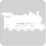 sbornuyu model lokomotiva, parovoza, elektorolokomotiva, bronepoezda
