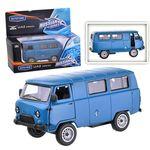 Масштабные модели Модель УАЗ 39625 Гражданский Autotime 30063 1:36 tm03494 купить в твоимодели.рф
