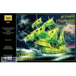 Склеиваемые модели  zvezda 9042 Звезда Летучий голландец tm02222 купить в твоимодели.рф