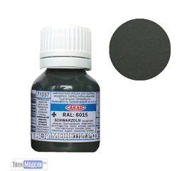 Необходимое для моделей АКАН 71037 Чёрно-оливковый (выцветший) 15мл (А) # Краска tm00766 купить в твоимодели.рф