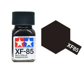 Необходимое для моделей Tamiya 80385 XF-85 Чёрная Резина #Краска-эмаль tm00528 купить в твоимодели.рф
