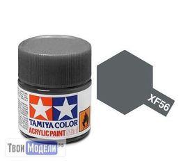 Необходимое для моделей Tamiya 81756 XF-56 Серый металлик (Metallic Grey) #Краска-acrylic tm00436 купить в твоимодели.рф