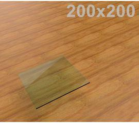 Современная 3D печать Стекло для 3D принтера 200х200 4мм (3DLV-9423) tm09423 купить в твоимодели.рф