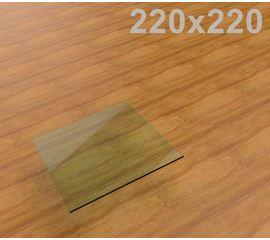 Современная 3D печать Стекло для 3D принтера 220х220 4мм (3DLV-9237) tm09237 купить в твоимодели.рф