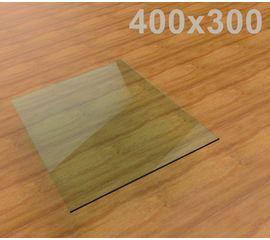 Современная 3D печать Стекло для 3D принтера 400х300 4мм (3DLV-9425) tm09425 купить в твоимодели.рф