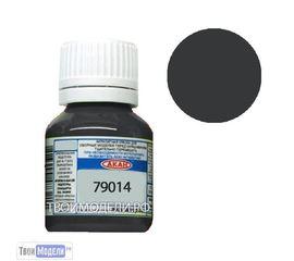 Необходимое для моделей АКАН 79014 Копоть, сажа 15мл (А) # Краска tm00830 купить в твоимодели.рф
