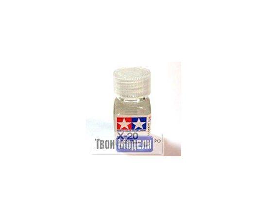 Необходимое для моделей Tamiya 80020 X-20 Растворитель для эмали 10 мл. tm00602 купить в твоимодели.рф