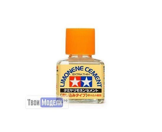 Необходимое для моделей Tamiya 87134 клей с запахом лимона (Супер жидкий) tm00622 купить в твоимодели.рф