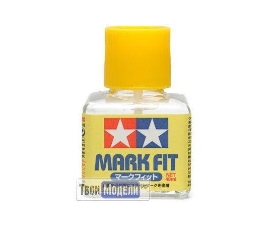 Необходимое для моделей Tamiya 87102 Mark Fit (Жидкость для смягчения декалей) tm00567 купить в твоимодели.рф