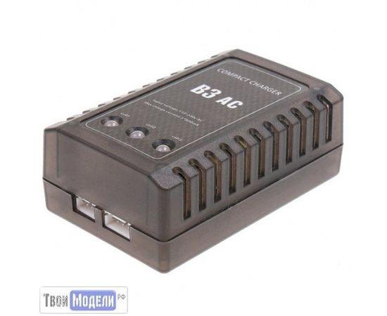 RC Гараж  Зарядное 7.4V и 11.1V iMAX B3  для 2-3 бан. LiPo и LiFe tm00319 купить в твоимодели.рф