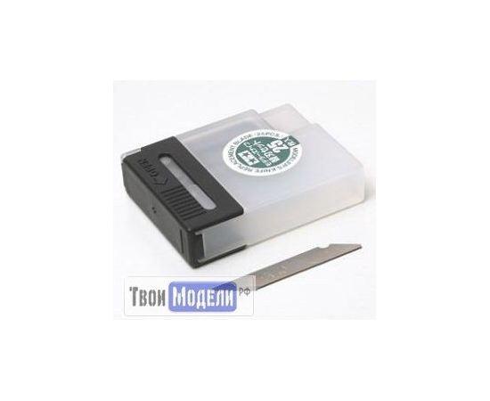 Оборудование для творчества Tamiya 74075 дополнительные лезвия 25 шт. tm00684 купить в твоимодели.рф