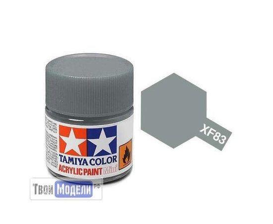 Необходимое для моделей Tamiya 81783 XF-83 Средний Морской Серый (Medium Sea Gray 2 RAF) #Краска-acrylic tm00502 купить в твоимодели.рф