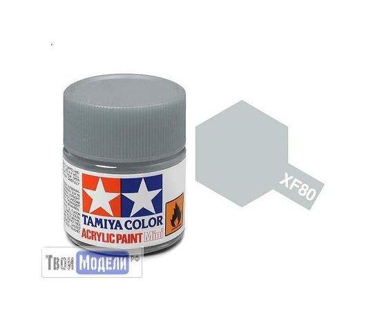 Необходимое для моделей Tamiya 81753 XF-53 Нейтральный Серый (Neutral Grey) #Краска-acrylic tm00487 купить в твоимодели.рф