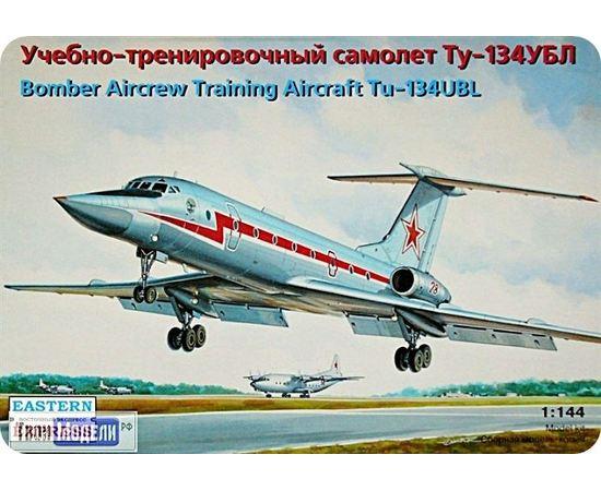 Склеиваемые модели  ЕЕ14418 Ту-134УБЛ Учебный самолет СССР 1/144 tm00389 купить в твоимодели.рф