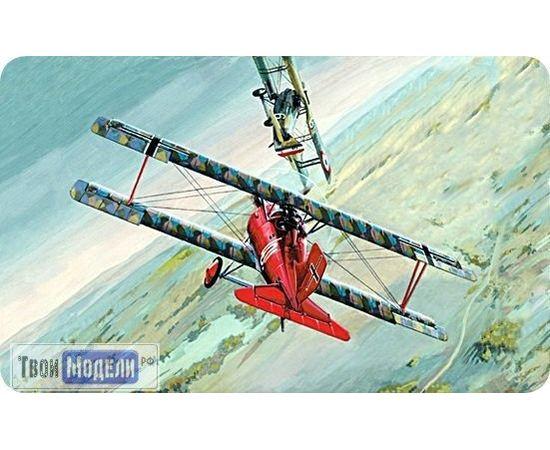 Склеиваемые модели  ЕЕ72154 Сименс Шукерт DIII Истребитель WWI 1:72 tm00357 купить в твоимодели.рф