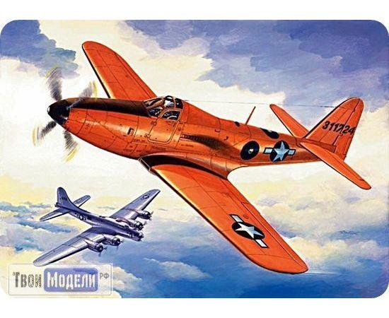Склеиваемые модели  ЕЕ72142 РП-63С Кингкобра Летающая мишень 1:72 tm00400 купить в твоимодели.рф