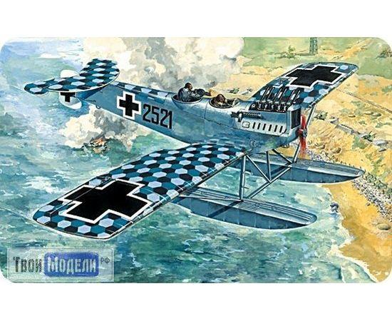 Склеиваемые модели  ЕЕ72163 Hansa Brandenburg W29 Морской самолет 1:72 tm00403 купить в твоимодели.рф