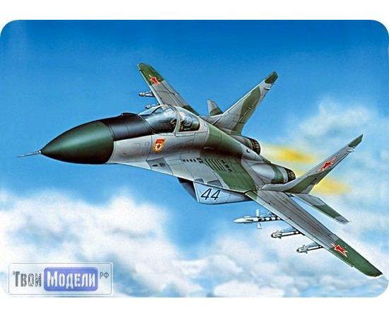 Склеиваемые модели  ЕЕ72106 МИГ-29 Фронтовой истребитель 1:72 tm00398 купить в твоимодели.рф