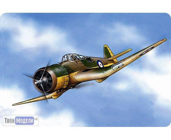 Склеиваемые модели  ЕЕ72287 Miles М.27 Master Mk III (Майлз Мастер) Учебный Самолет  1:72 tm00346 купить в твоимодели.рф