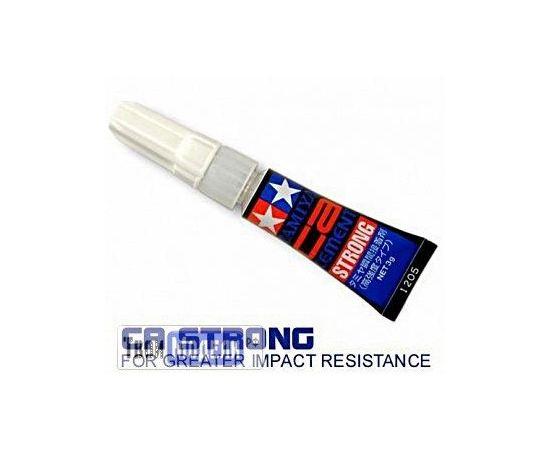 Необходимое для моделей Tamiya 87139 клей цианакрилатовый усиленный 3 г. tm00642 купить в твоимодели.рф