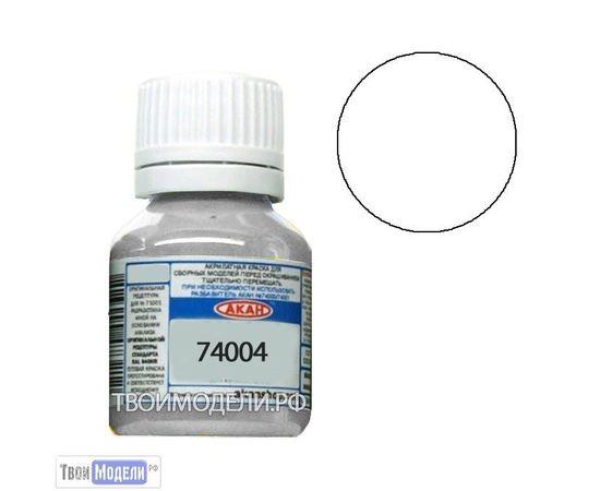 Необходимое для моделей АКАН 74004 Матовый лак Аква 15мл. tm00615 купить в твоимодели.рф
