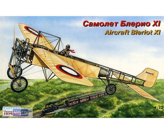 Склеиваемые модели  ЕЕ72219  Bleriot (Блерио) XI 1:72 Французский самолёт tm00351 купить в твоимодели.рф