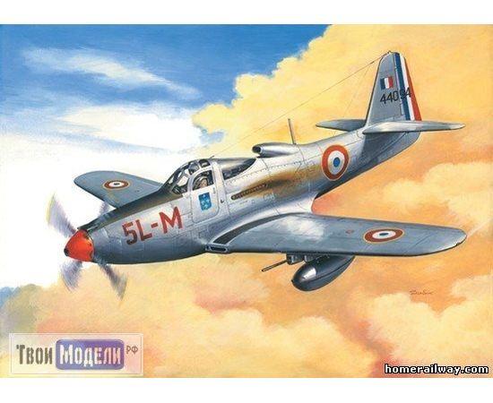 Склеиваемые модели  ЕЕ72141 P-63С Кингкобра Истребитель1:72 tm00370 купить в твоимодели.рф