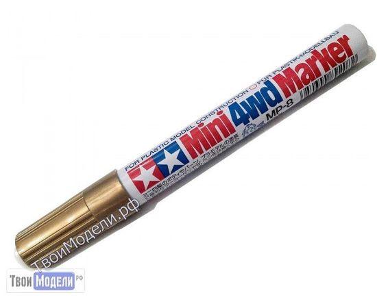 Необходимое для моделей Tamiya 89208 Мр-8 Маркер  Золото # Краска эмалевая 10мл. tm00536 купить в твоимодели.рф