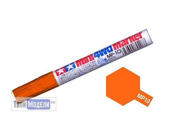 Необходимое для моделей Tamiya 89210 МР10 Маркер оранжевый флюоресцентный # Краска эмалевая 10мл. tm00524 купить в твоимодели.рф