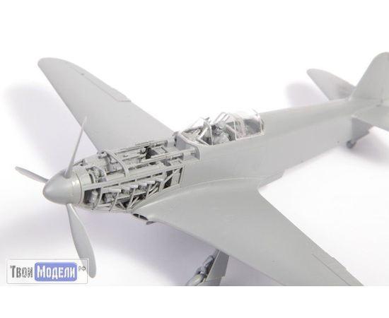 """Масштабные модели zvezda 4814 Звезда Як-3 Советский истребитель группа """"""""Меч"""" tm00738 купить в твоимодели.рф"""