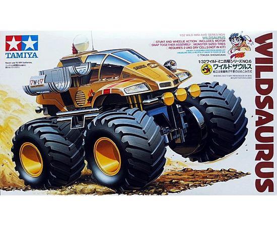 Tamiya 17006 Wildsaurus грузовик электро.( 4WD) tm04790 купить в твоимодели.рф