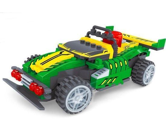 Игрушки для детей Ausini 20107 Конструктор блочный машина RC (186 деталь) tm07462 купить в твоимодели.рф