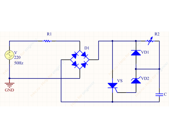 Arduino Kit ТМ-7323 Регулятор мощности, диммер 220В 2000 Ватт tm07323 купить в твоимодели.рф