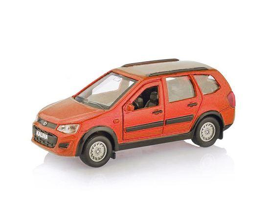 Масштабные модели Модель автомобиля ЛАДА Калина Кросс Технопарк 1:36 tm09104 купить в твоимодели.рф