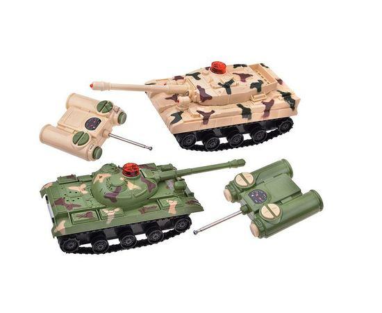 Электрические Play Smart 9672 Танковый радиоуправляемый бой с ИК tm09106 купить в твоимодели.рф