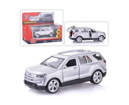 Коллекционные машинки Ford Explorer модель автомобиля Технопарк 1:43 tm09677 купить в твоимодели.рф