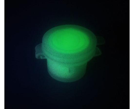 Необходимое для моделей Светящийся в темноте пигмент (порошок) люминофор  4г. tm09232 купить в твоимодели.рф