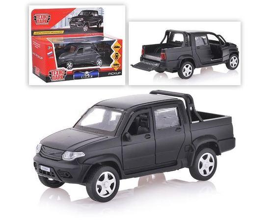 Масштабные модели Модель УАЗ Patriot гражданская Технопарк PICKUP-BE tm09837 купить в твоимодели.рф
