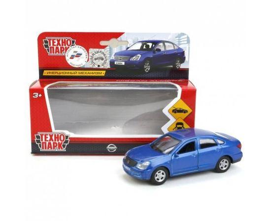 Масштабные модели Nissan Аlmera модель копия автомобиля Технопарк 1:43 tm09687 купить в твоимодели.рф