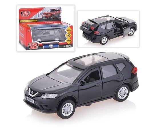 Масштабные модели Автомобиль Nissan x-trail Технопарк 1:36 tm09818 купить в твоимодели.рф