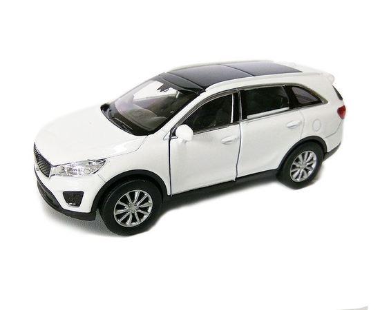 Коллекционные машинки Модель Автомобиля Kia Sorento Welly 43710 1:36 tm09559 купить в твоимодели.рф