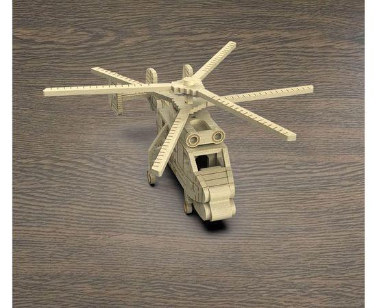 """Изделия из дерева (фанеры) КА-25 Вертолет из  дерева """"ВВС МИРА"""" 3DLV-10201 Набор для сборки 1/48 tm10201 купить в твоимодели.рф"""
