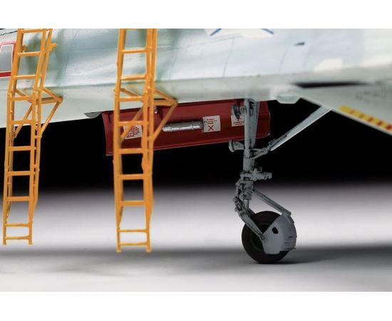 Склеиваемые модели  zvezda 7294 Звезда Су-27УБ Российский учебно-боевой самолёт Истребитель tm09931 купить в твоимодели.рф