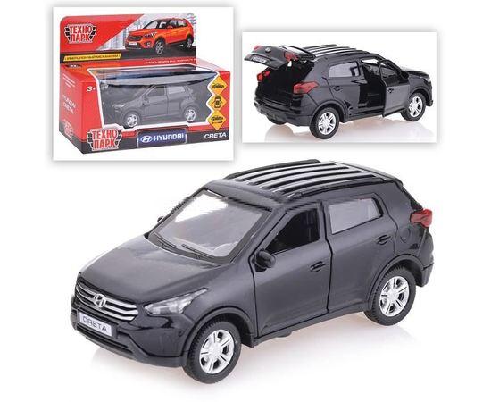 Масштабные модели Автомобиль HYUNDAI CRETA Технопарк 1:36 (железная модель) tm09908 купить в твоимодели.рф