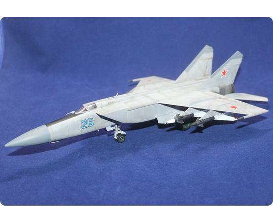 Склеиваемые модели  ЕЕ72124 МиГ-25 ПД Истребитель-перехватчик tm01977 купить в твоимодели.рф