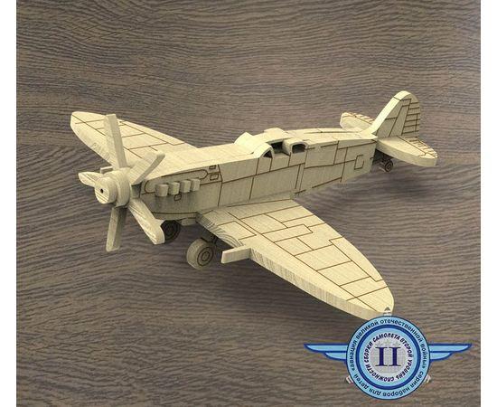 Склеиваемые модели  Подарочный набор Як-1 против Spitfire F Mk модели для сборки tm10290 купить в твоимодели.рф