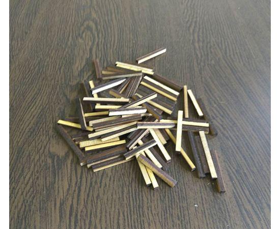 Изделия из дерева МДФ Квадратные палочки 35-40 мм для поделок и творчества 100шт. 3DLV-10287 tm10287 купить в твоимодели.рф