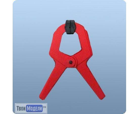 Оборудование для творчества JAS 4138-1 Зажим пластиковый 50 мм 1 шт. tm01146 купить в твоимодели.рф