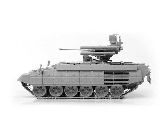 Склеиваемые модели  zvezda 3636 Звезда Терминатор Российская боевая машина огневой поддержки БМПТ tm00274 купить в твоимодели.рф